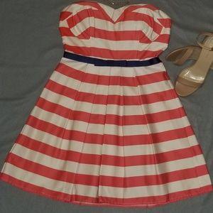 Strapless Dress 👗